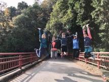 嵯峨嵐山・紅葉ゆるランイベント